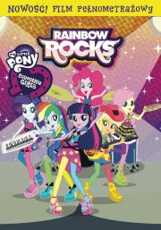 My Little Pony: Equestria Girls - Rainbow Rocks - KPD